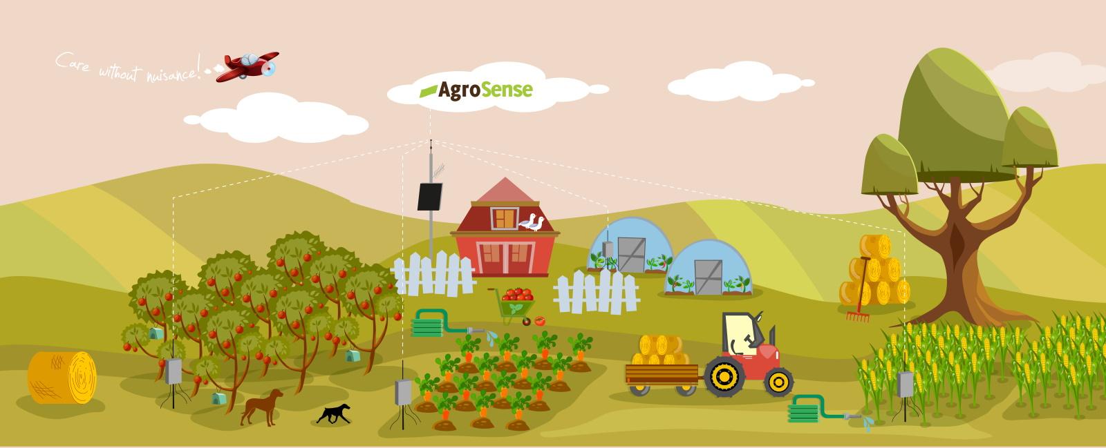 AgroSense Farm ES