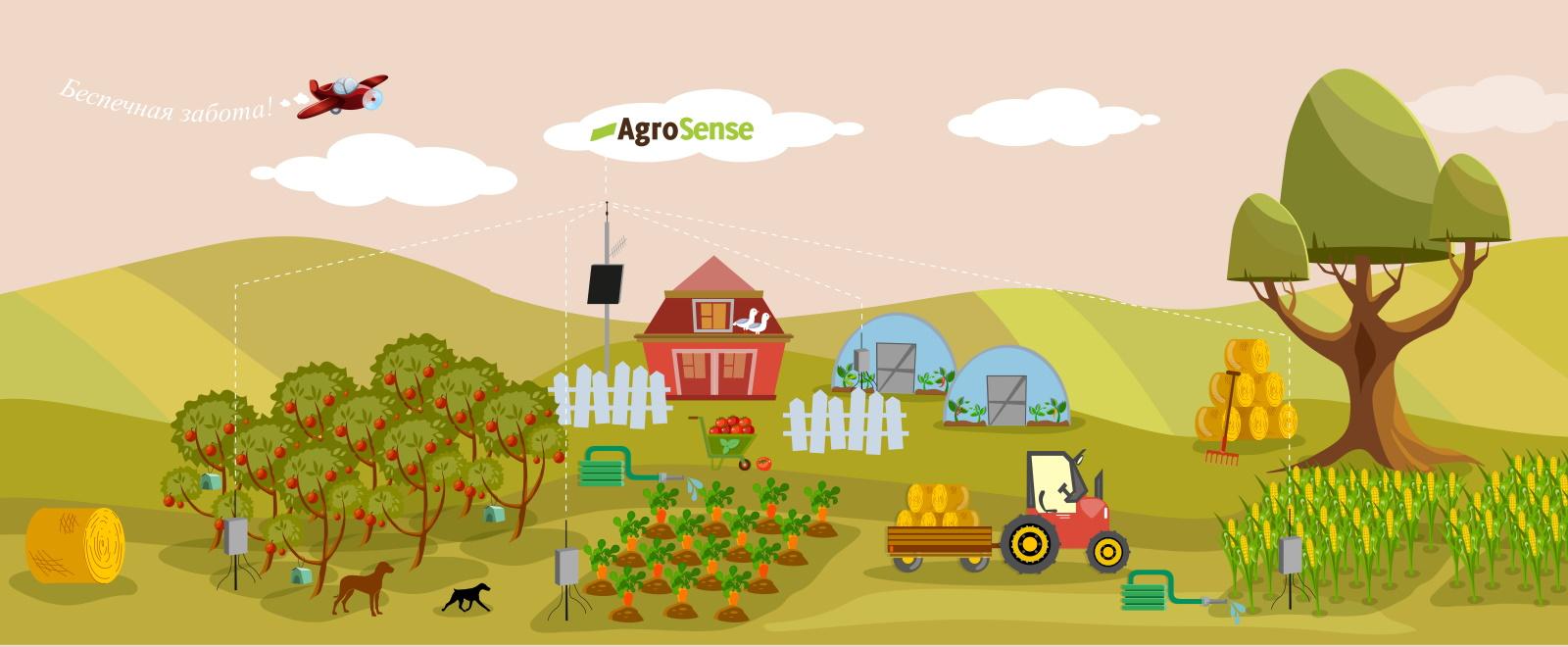 AgroSense Farm RU